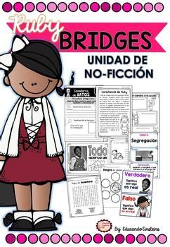 ruby bridges biography in spanish 16 best images about comprehension passages in spanish on