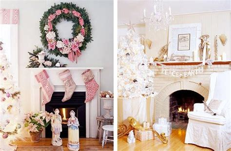 christmas decoration ideas for the home white christmas home decor adorable home