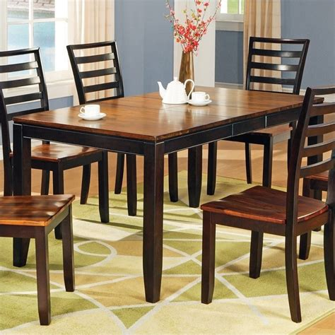 steve silver company abaco rectangular casual dining table