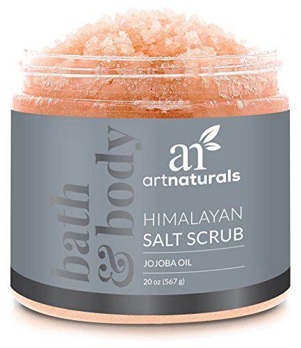 Himalayan Salt L Where To Buy by Artnaturals Himalayan Salt Scrub Cleansing