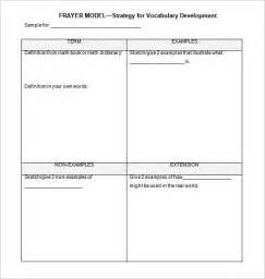 vocabulary worksheet template 8 blank vocabulary worksheet templates free word pdf