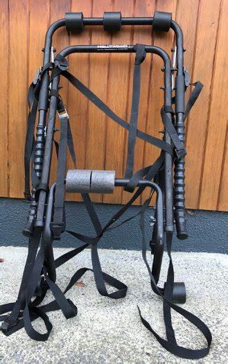 4 Bike Trunk Rack by Racks F4 Heavy Duty 4 Bike Trunk Mount Bike Rack