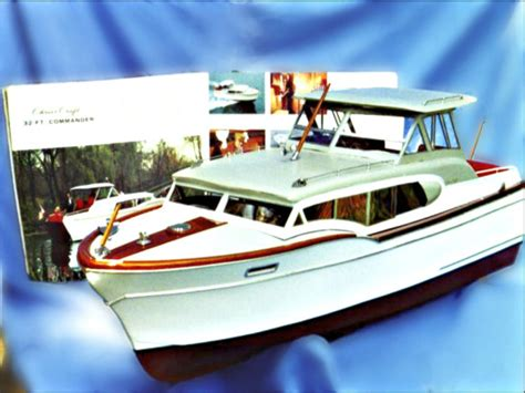 craft models for welcome to the home of chris craft models
