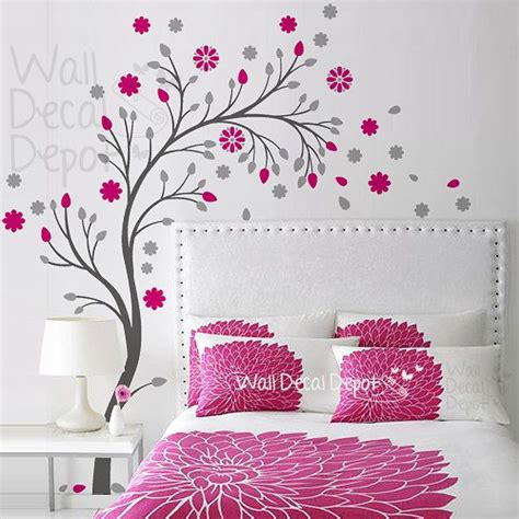wall decals for girls bedroom decals tree wall decals girls bedrooms trees decals