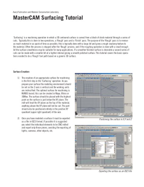 tutorial mastercam solidworks mastercam manuals user guides page 3 cnc manual