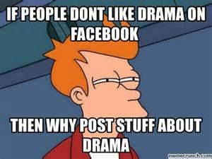 Fb Memes - fb drama