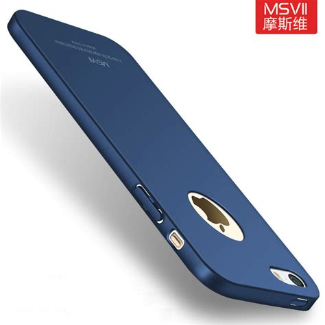 Casing Housing Kesing Iphone 6s Edition Original original msvii coque for apple iphone 5s frosted pc back cover 360 protection