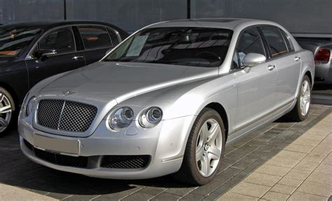 2010 Bentley Continental Flying Spur Information And
