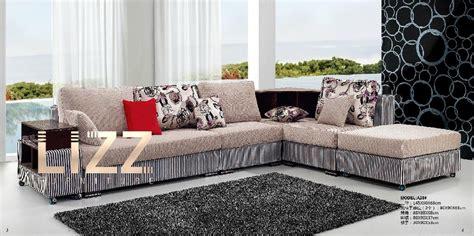 Buy Sofa Online Modern Wooden Fabric Sofa Set L A050 Designs Lizz China