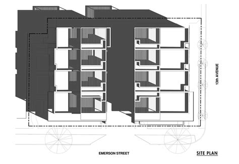 gallery of emerson rowhouse meridian 105 architecture 11 gallery of emerson rowhouse meridian 105 architecture 10
