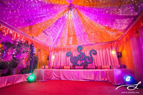 bangladeshi home decoration a bangladeshi wedding azrin s mehndi wedding portrait