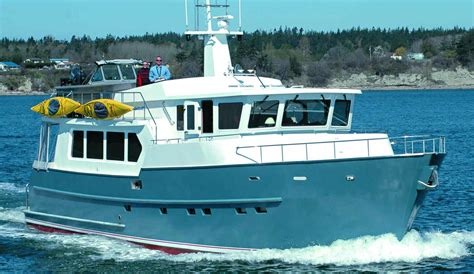 liveaboard boats for sale san francisco trawler yacht 620 trawlers passagemakers live aboard