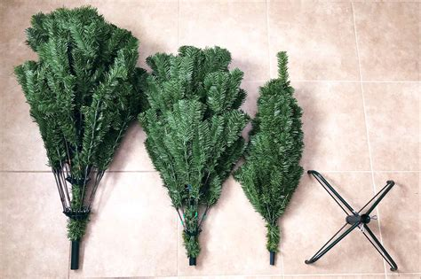 restring prelit tree artificial tree parts decore