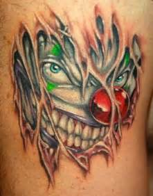 26 cool joker tattoos desiznworld