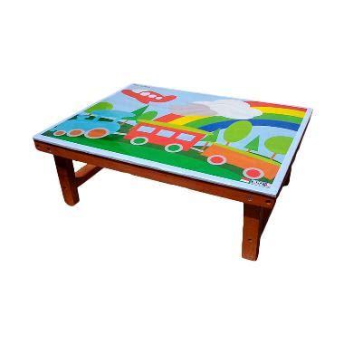 Meja Lipat Plastik Untuk Jualan jual daily deals mao kayu trasportasi meja belajar lipat