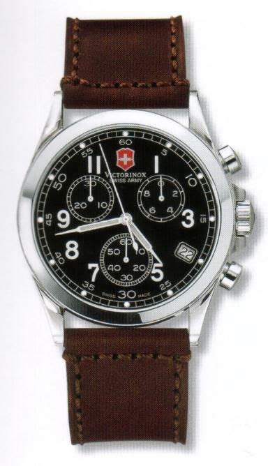 Swiss Army Infantry Light Brown swiss brands victorinox swiss army watches
