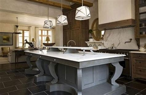kitchen island design ideas 64 unique kitchen island designs digsdigs