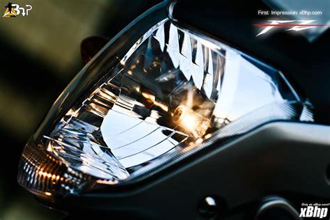 Lu Projector Motor R15 impressions yamaha fz16 xbhp