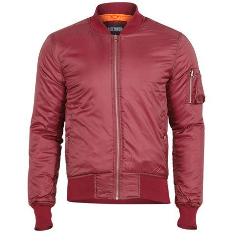 Sale Army Bomber Jacket surplus basic army flight pilot tactical bomber mens jacket bordeaux ebay