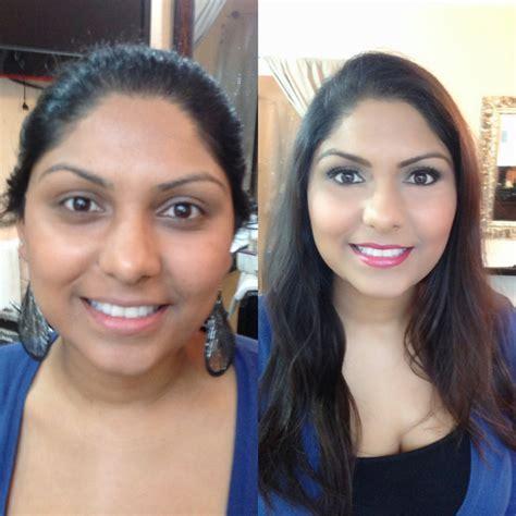 Before & After   San Francisco Makeup Hair Bridal, Wedding