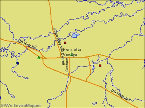 henrietta texas map henrietta texas tx 76365 profile population maps real estate averages homes statistics