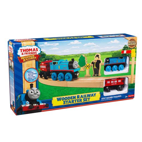 Tomase And Friends Set friends wooden railway starter set 163 25 00
