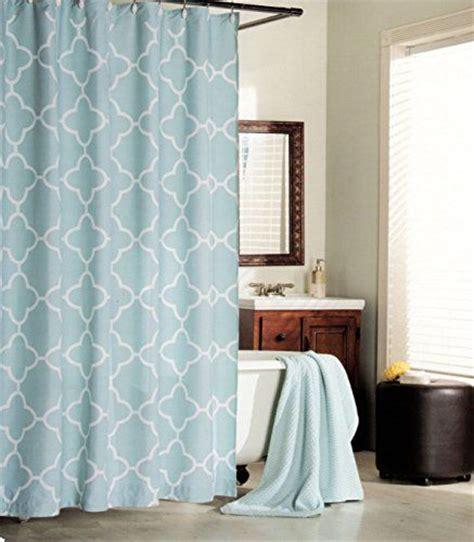 max studio curtains max studio home 100 percent cotton shower curtain moroccan