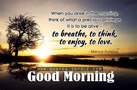 Morning Inspirational Quotes Thursday Morning Inspirational Quotes