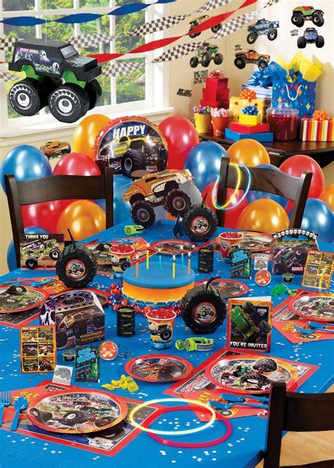monster jam truck party supplies best 25 monster jam party supplies ideas on pinterest