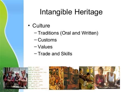 what is intangible cultural heritage intangible 1 cultural heritage