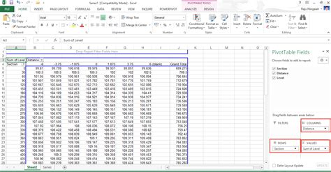 cross section statistics javascript to excel file phpsourcecode net