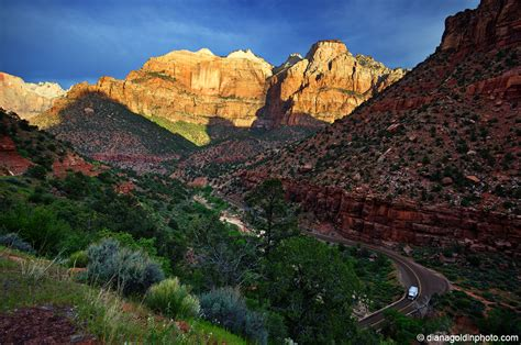 Zion National Park In Utah Pictures