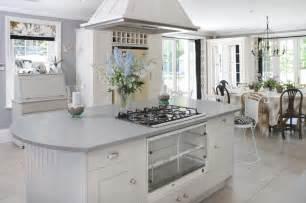 charming Eat In Kitchen Islands #5: White+Stylish+Kitchen.jpg