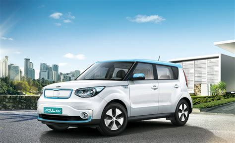 Electric Soul Kia Soul Electric Kia Bil Norge As