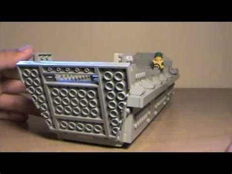 higgins boat video lego higgins boat review youtube