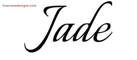 jade archives free name designs