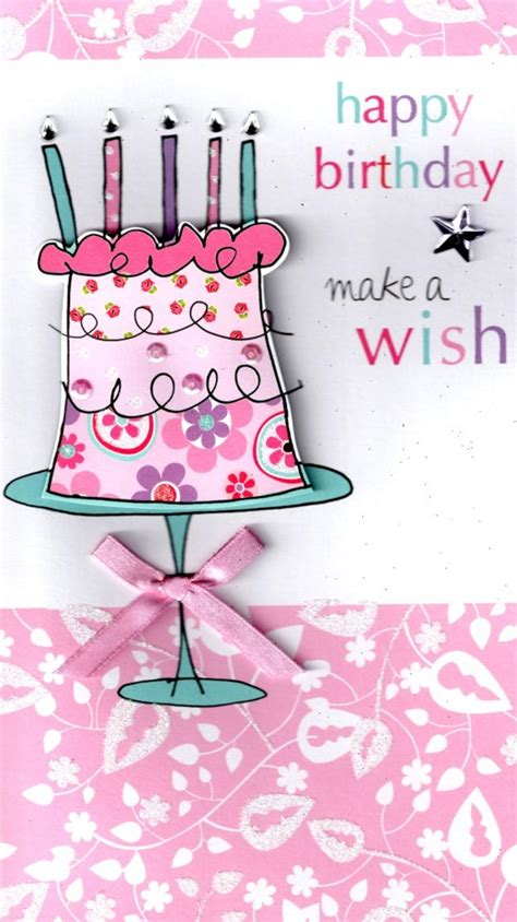 make a wish cards make a wish happy birthday greeting card cards kates