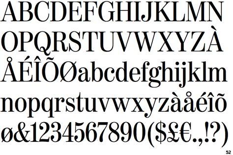 fb font identifont moderno fb condensed