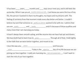 How To Write Your Own Wedding Vows - Ultimate Wedding Vow Guide Vow ...