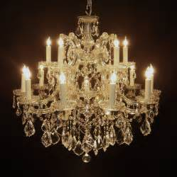 chandeliers with crystals 16 light silver italian chandelier morton s