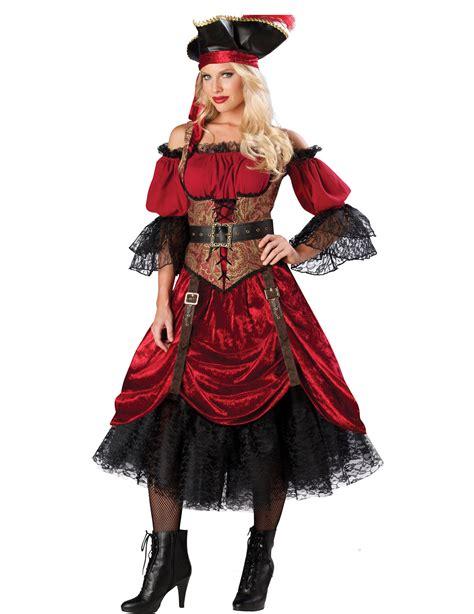Pers Premium by Costume Pirata Per Donna Premium Costumi Adulti E