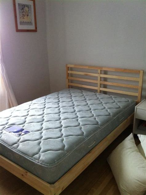 tarva bed frame tarva ikea bed frame serta mattress central ottawa