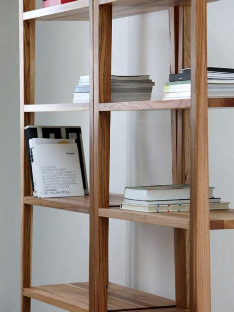 scaffale in legno scaffale in legno basic libreria artisan