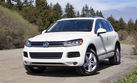 2014 Volkswagen Touareg Tdi by Seat Time 2014 Volkswagen Touareg Tdi S