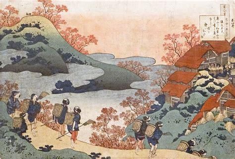 japanese painting katsushika hokusai s timeless artistry lazer