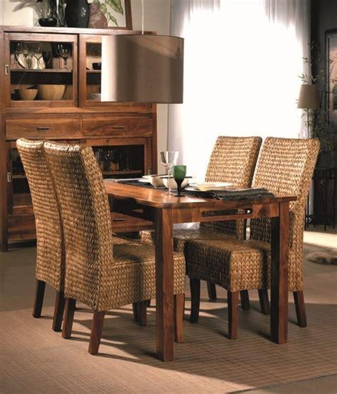chaise salle a manger rotin meuble rotin du pacific vente de meuble en rotin en