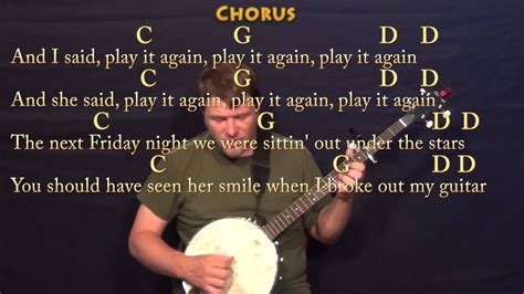 Play It Again Luke Bryan Album Cover