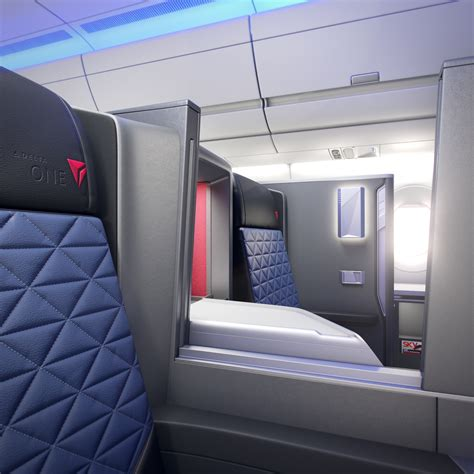 delta flatbed seats world s all suite business class introduced in delta