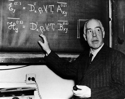 Theodore Alexander Table Niels Bohr