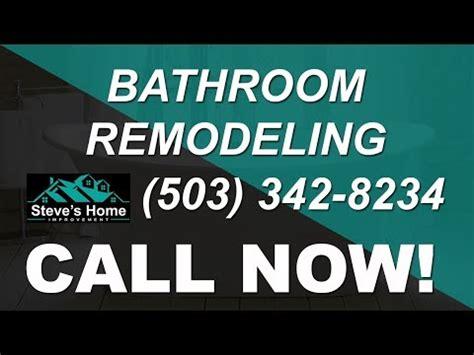 bathroom remodel contractors portland oregon